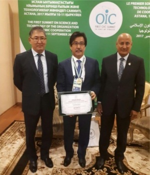 ISESCO Prize in Science and Technology, 2017