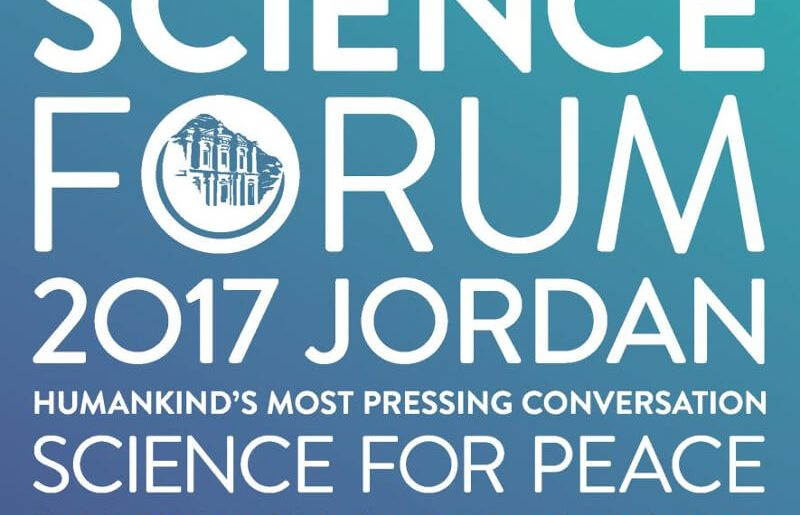 The World Science forum 2017 Jordan, 7th-11th November 2017, Petra, The Hashemite Kingdom of Jordan.