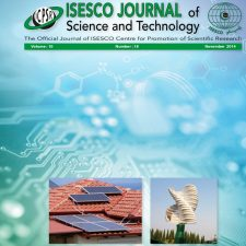 Spectrophotometric Method-Eficiency of Flat Plate Air Solar Collector-Helical Savonius Rotor-